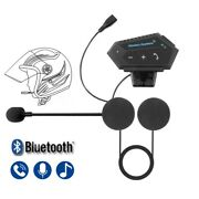 Motorcycle Wireless Bluetooth Helmet Headset Hands-free Telephone Call Headsets