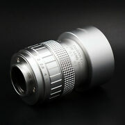 Silver Metal 35mm F1.7 Lens And Hood For Sony E-mount Nex-5 A5100 A6000 A6300