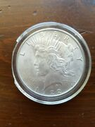 1922 Peace Lady Liberty Silver Dollar Beautiful Uncirculated High Luster C Video