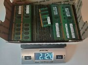 Used Computer Memory For Scrap Gold Metal Recovery Over 2 And 1/2 Poundsandnbsp