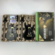 Xbox One Guitar Hero Live Supreme Party Edition 2 Guitars 1 Dongle Game Straps
