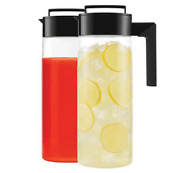 Takeya 2qt Airtight Pitcher Shatterproof Leakproof 2 Pack