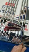 Vintage And Excellent Walter Hagen Haig Ultra Contour Sole Irons 2-pw Stiff Steel