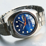 1969 Seiko 5 Sports Ref.6119-8310 Automatic Cal.6119b Day-date Antique 39mm