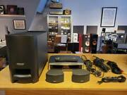 Bose 3-2-1 Ii Gsx Powered Speaker System - Sub, Media Center, 2 Speakers, Cables