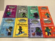 Book 23-30 Diary Of A Minecraft Zombie Total 8 Books New Games Kids Childre