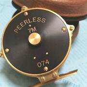 Peerless Limited Edition Difficult To Obtain 7m Model Fly Reels