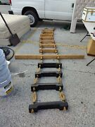 Nautical Boat Rope Ladder 12 Step 12ft