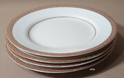 Mikasa Olympus 8386 Lot Of 4 Bread And Butter Plates 6 3/8 Excellent