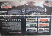 Lionel 8606 Locomotive–1986 Boston And Albany Freightset Direct From Lionel New