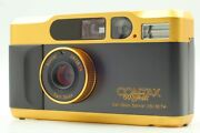 Read Near Mint Contax T2 60th Years 60th Gold Limited Edition From Japan