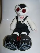 Weird Creepy Stuffed Doll No Idea What This Is Zombie Voodoo