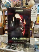 Sideshow Exclusive Alien Resurrection Polystone Statue 93 Out Of 200