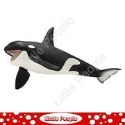 New Schleich-146976 Killer Whale - Orca Retired New Toy Figurine