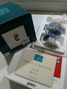 Wdcc Mr. Toad As Blue Boy With Box And Coa 1453 Le Walt Disney Classics Collection