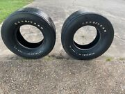Rare Oem Original Goodyear Polyglass L60 X 14 Tires Chevy Ford Dodge Plymouth