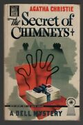 The Secret Of The Chimneys By Agatha Christie Dell Map Back 199