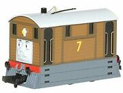 Bachmann Trains Thomas And Friends - Toby The Tram Engine With Moving Eyes