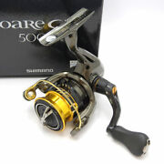 Shimano Spinning Reel 17 Souare Soare Ci4 500s Used