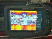Lowrance Hds 7 Gen 3 Gps / Fishfinder With Insight Charts