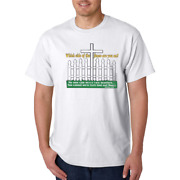 Which Side Of The Fence Are You On Christian Honeville Youth T-shirt