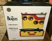 2021 Record Store Day Beatles Exclusive Yellow Submarine Turntable Vinyl Player