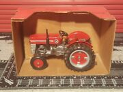 Massey Ferguson 135 1/16 Die-cast Farm Tractor Replica Collectible By Scale...