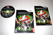 Ghostbusters The Video Game Nintendo Wii Video Game Complete
