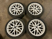 Mini R55 R56 R57 John Cooper Works Jcw R112 Wheels With Tyres
