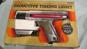 Vintage Sun Inductive Timing Light Model 7501 Made In Usa