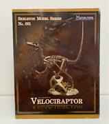 Scrapped Products Griffon Skeleton Model Series Velociraptor