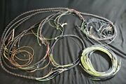 Ynz's Yesterdays Parts 1942 Packard 110 W/ Od Complete Wiring Harness