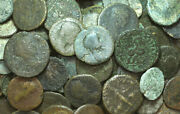 Forvm Lot Of 126 Roman Provincial Bronze Coins Mostly 2nd-3rd Century Ad