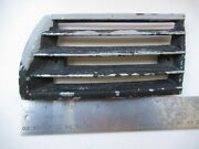 Porsche 911/912 And03969-and03972 Horn Grille Left 90155943127 23