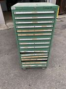 Lista 15 Drawer Industrial Cabinet Modular Tooling Storage Tall Machine Tools