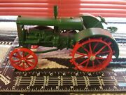 Rumely 6 1/16 Diecast Farm Tractor Replica Collectible By Scale Models