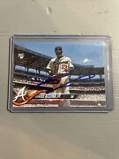 2018 Topps Update Ronald Acuna Ssp Photo Variation Auto Signed 1/1 Braves Rc
