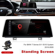 Android Car Gps Stereo Video Player Wireless Carplay Bt For Bmw 7 Series G11 Evo