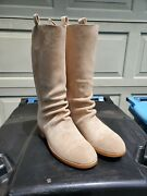 Size 11/ 11.5 Wwii Wwi German Boots Reproduction Jack Boots