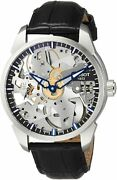 Tissot Menand039s T0704051641100 T-complication Squelette Analog Display Swiss Watch