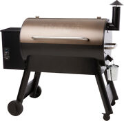 New Traeger Pro 34 Wood Pellet Grill Heavy Duty Steel Barbecue Smoker 884 Sq. In