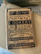 Mrs. Beeton's Cookery Book 1880 Vintage Color Plates Illustrated