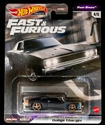 Hot Wheels 2021 Fast And Furious Fast Stars Dodge Charger Grl71 New