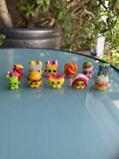 Shopkins Soda Pops Ultra Rare Party Food Wishes Crispy Chips Fairy Crumbs Cheezy