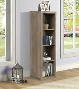 Better Homes And Gardens 4 Cube Storage Organizer -nature Finish