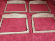 Andnbsp1920and039s 30and039s Aluminum Running Board Step Plates Willys Knight Packard Hudsonandnbsp
