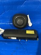 2018-2019-2020 Jeep Compass Driver Wheel And Knee Airbag