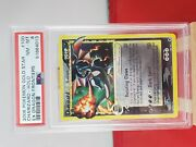 Gold Star Charizard - Holo - Ex Dragon Frontiers - Psa 8 Nm-mt - 51664013 Graded