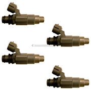 Fuel Injector Set For Mitsubishi Mirage And Chevy Tracker