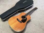 Martin D-28 1978 Make Neck Repair Available With Original Case